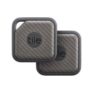 Tile Pro Style Bipack - Kit de 2 trackers Bluetooth connectés