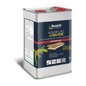 Bostik Colle AGOPLAC Liquide 5L - 30604660