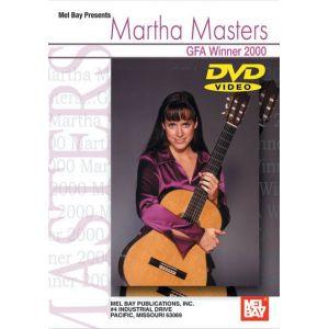 Import Mel Bay Masters Martha - Martha Masters Gfa Winner 2000 - Guitar