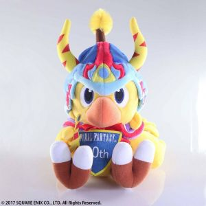 Square-Enix Final Fantasy Peluche Chocobo 30th Anniversary 21 Cm