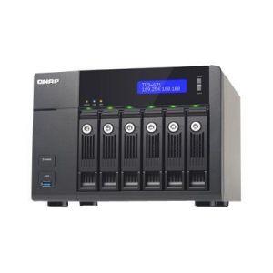 Qnap TVS-671-PT-4G - Serveur NAS 6 baies Gigabit Ethernet x4