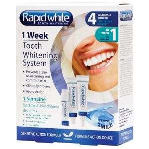 Rapid White Kit blanchissement des dents
