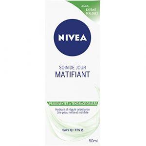 Nivea Soin de jour matifiant pour peaux mixtes à tendance grasse