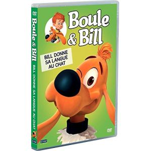 Boule & Bill - Vol. 3 : Bill donne sa langue au chat ! [DVD]