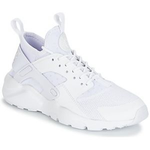 Nike Air Huarache Run Ultra (GS), Baskets Garçon, Blanc (White/White-White), 36.5 EU