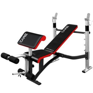 Care Fitness Pro Max II - Banc de musculation