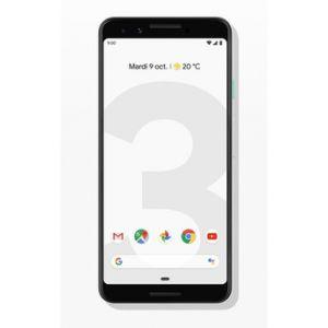 Google Smartphone PIXEL 3 XL WHT 64GO