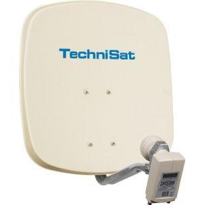 TechniSat DigiDish 45 Twin - Antenne satellite extérieure LNB Twin