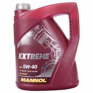 Mannol Extreme 5W-40 (5 l)