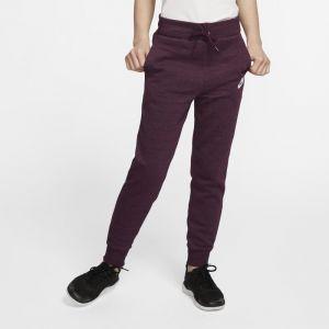Nike Pantalon Sportswear pour Fille plus âgée - Pourpre - Taille L - Female