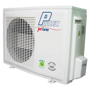 Poolstar Pompe à chaleur Poolex Jetline 10 kW pour piscine jusqu'à 75 m3