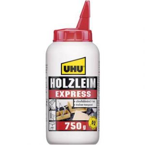UHU Colle bois express - 750g