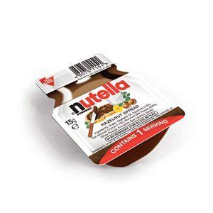 Ferrero Barquettes individuelles Nutella