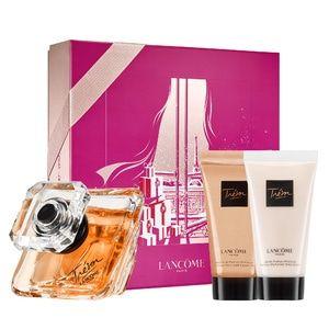 Lancôme Trésor - Coffret Eau de Parfum + Gel Douche + Lait pour le Corps