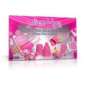 Mizz Magic Coffret Magie Filles Coffret de magie pour filles rose
