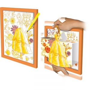 Lansay Disney Princesses Color-3D Belle