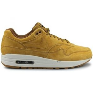 Nike Air Max 1 Premium, Chaussures de Fitness Homme, Multicolore Wheat/Light Bone/Gum Med Brown 701, 42.5 EU