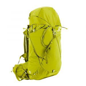Salomon Out Night 30+5 - Sac à dos de randonnée taille 35 l - M/L, jaune/orange