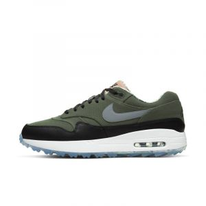 Nike Chaussure de golf Air Max 1 G NRG pour Homme - Olive - Taille 42.5 - Male