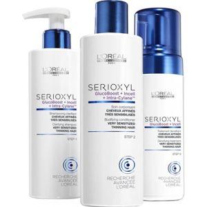 L'Oréal Serioxyl - Kit 3 Cheveux très abîmés
