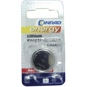 Energy Sistem Coin Batterie batterie rechargeable Lithium Lir2450