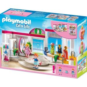 Playmobil 5486 City Life - Boutique de vêtements