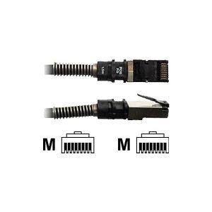 PatchSee PCI6-F/7 - Cordon réseau RJ45 Cat.6a FTP 2,1 m