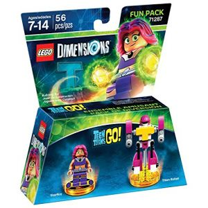 Warner Figurine LEGO Dimensions - Pack Héros - Teen Titans