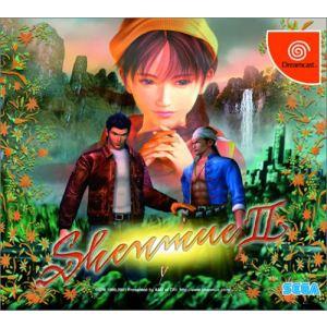 Shenmue II + Virtua Fighter 4 [Dreamcast]
