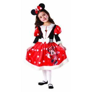 Rubie's Déguisement Minnie Mouse Winter Wonderland (5-6 ans)