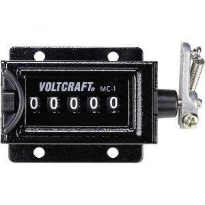 Voltcraft Compteur manuel mécanique