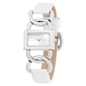 Dolce & Gabbana DW0563 - Montre pour femme avec bracelet en cuir
