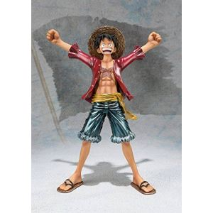 Bandai Luffy New World metalic version - One Piece