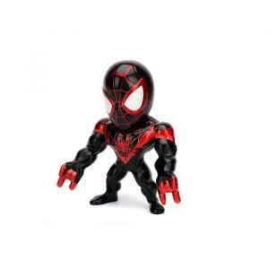 Jazwares Figurine Metals Die Cast - Marvel Spider-Man - Miles Morales Spider-Man
