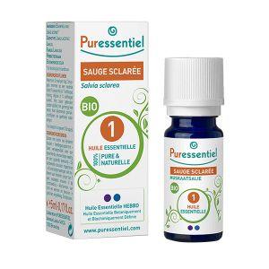 Puressentiel Sauge sclarée - Huile essentielle Bio - 5 ml