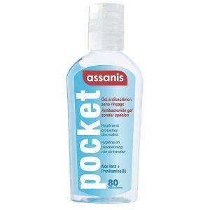 Assanis 831313 - Flacon gel hydro alcoolique