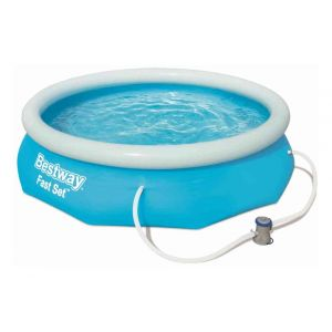 Bestway Ensemble de piscine Fast Set 305 x 76 cm 57270