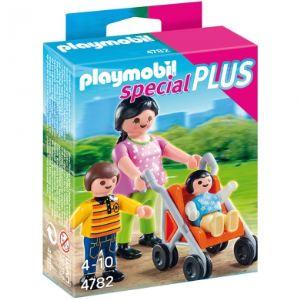Playmobil 4782 Special Plus - Maman avec enfants