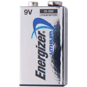 Energizer Pile lithium 9V