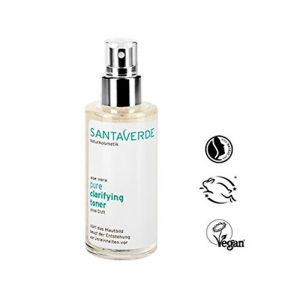 Santaverde Pure Clarifying Toner Senza Profumo - 100 ml