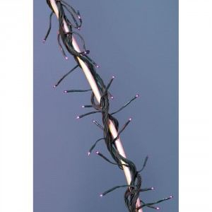 Guirlande lumineuse 128 LED CV (8m)