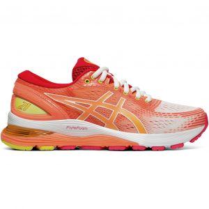 Asics Gel-Nimbus 21 W Chaussures running femme Orange - Taille 39