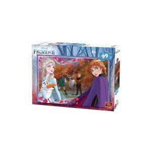 King Puzzle 99 pièces La Reine des Neiges 2