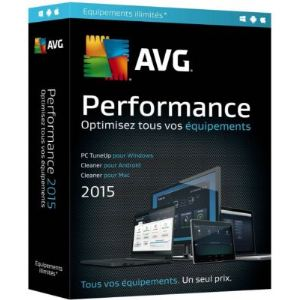 Performance 2015 (Tune up pour Windows, Cleaner pour Mac/Android) [Android, Mac OS, Windows]