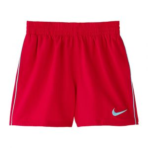 Nike Maillot de bain 4 Volley Short Rouge - Taille XL