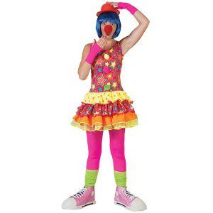 Déguisement Reine des Clowns - Femme