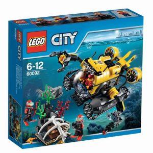 Lego 60092 - City : Le sous-marin