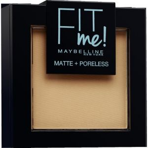 Maybelline Fit Me - Poudre mat antipores 250 Sun beige