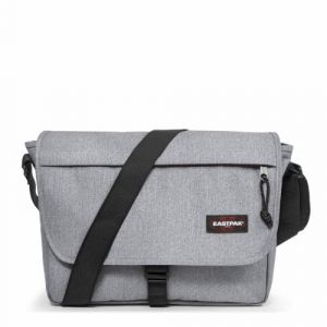 Eastpak Sac bandoulière Buckler Sunday Grey Gris