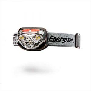 Energizer Lampe frontale Ampoule LED Vision HD+ Focus à piles